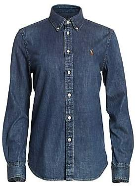 Polo Ralph Lauren Women's Denim Shirt