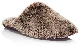 Ted Baker Men's Nnyah Faux Fur Slippers
