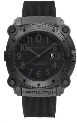 Hamilton Khaki Below Zero Watch