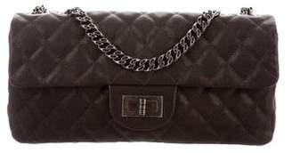 Chanel Caviar E/W Reissue Flap Bag