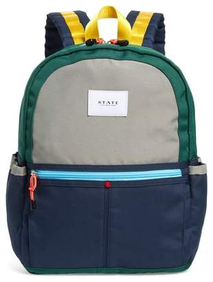 STATE Bags Kane Colorblock Backpack