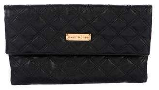 Marc Jacobs Quilted Eugenie Clutch