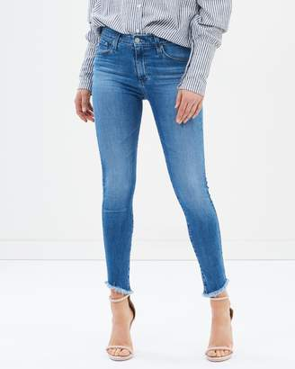 AG Adriano Goldschmied Farrah Skinny Ankle Jeans