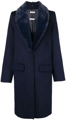 P.A.R.O.S.H. silhouette fitted coat