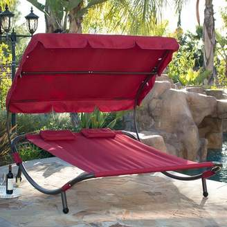 Belleze Double Chaise Lounge Belleze