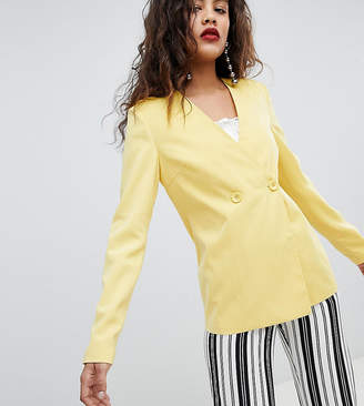 Fashion Union Tall Relaxed Blazer Two-Piece
