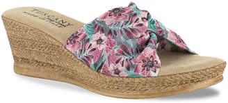d4ced77d8f94 Easy Street Shoes Tuscany Dinah Espadrille Wedge Sandal - Women s