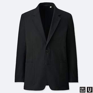 Uniqlo Men's U Seersucker Jacket