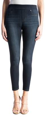Liverpool High Rise Stretch Denim Ankle Leggings