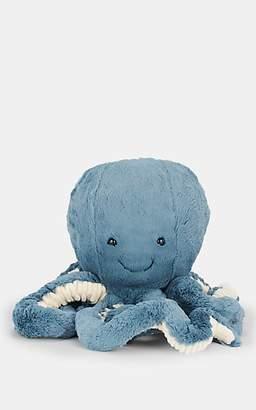 Jellycat Really Big Storm Octopus Plush Toy - Blue