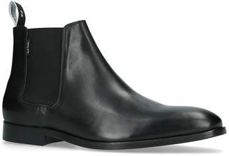 Paul Smith Leather Gerald Chelsea Boots