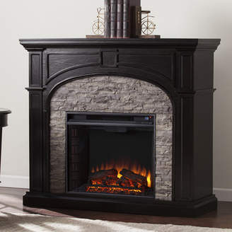 Three Posts Ivers Electric Fireplace