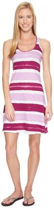 Life is good - Stripe Racerback Dress Women's Dress $58 thestylecure.com