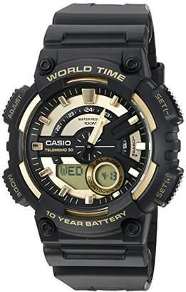 Casio Men's 'Heavy Duty' Quartz Resin Watch