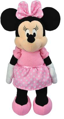 Kids Preferred Minnie Mouse Floppy Plush Toy