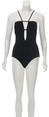 Araks One-Piece Cut-Out Swimsuit w/ Tags