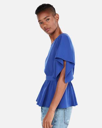 Express Kimono Sleeve Blouse