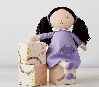 Pottery Barn Kids Soft Baby Doll - Sophia