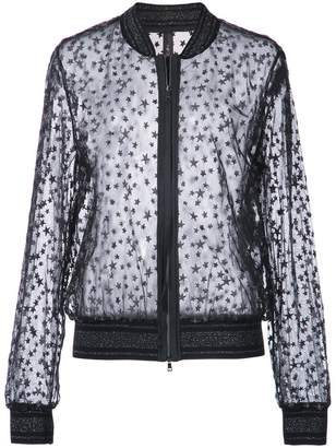 Marc Cain embroidered star jacket
