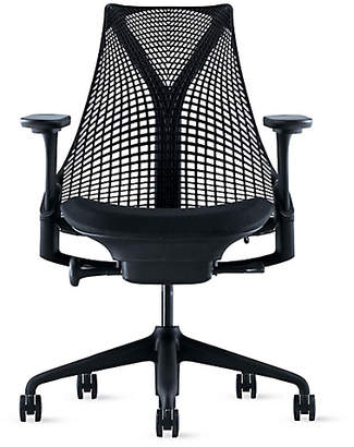 Design Within Reach Herman Miller Sayl Task Chair, Licorice at DWR