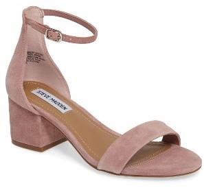 Women's Steve Madden Irenee Ankle Strap Sandal $79.95 thestylecure.com