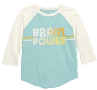 Peek Brain Power Graphic T-Shirt
