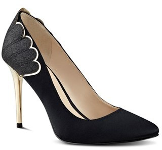 Women's Nine West 'Rainiza' Almond Toe Pump $99.95 thestylecure.com