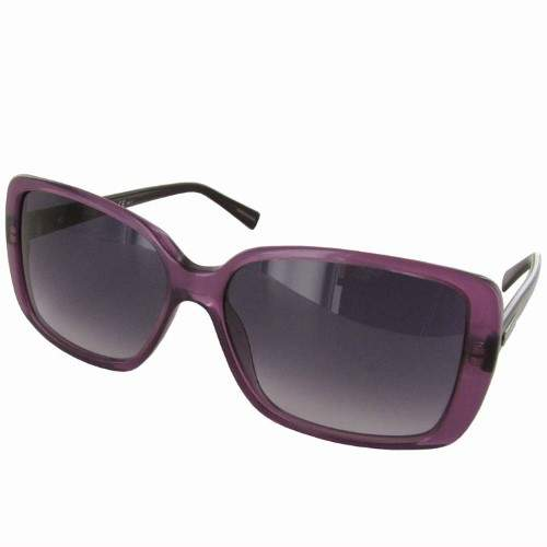 Hugo Boss Unisex 'URT 0347/S' Fashion Sunglasses Sunglasses, Opal Violet/Grey