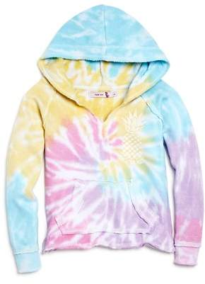Play Six Girls' Tie-Dye Hoodie - Little Kid