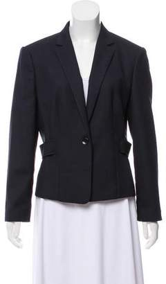 HUGO BOSS Boss by Virgin Wool Notch-Lapel Blazer
