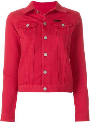 CK Calvin Klein denim jacket