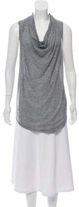 Helmut Lang Sleeveless Casual Top