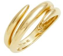 Bony Levy Ofira 14K Gold Coil Wrap Ring