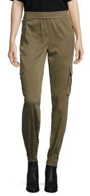 Polo Ralph Lauren Twill Cargo Jogger Pants $198 thestylecure.com