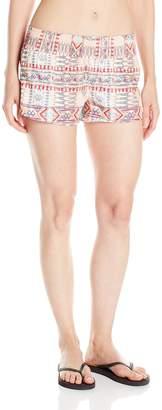 Roxy Women's 2 inch Elasticated Boardshort