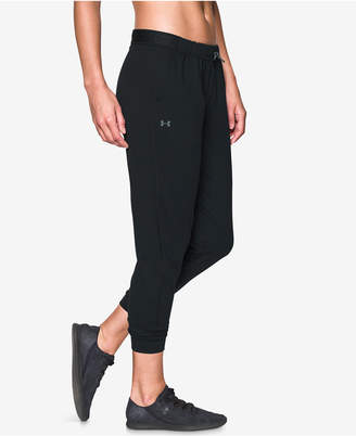 Under Armour StudioLux City Hopper Jogger Pants $89.99 thestylecure.com
