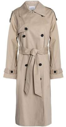 Claudie Pierlot Cotton-gabardine Trench Coat