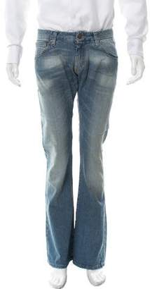 ARI Distressed Flat Front Jeans w/ Tags