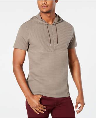 INC International Concepts I.n.c. Men Short-Sleeve Hoodie