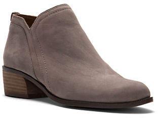 Franco Sarto Iron Laslo Nubuck Short Boots