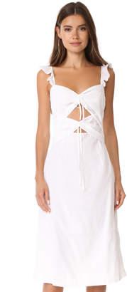 Rachel Comey Ruffle Chernist Dress