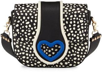 Betsey Johnson Loop Di Loo Crossbody Bag $80 thestylecure.com