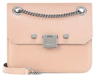 Rebel Soft Mini Bag in Ballet Pink Soft Grained Goat Leather Jimmy Choo London Sale With Mastercard 0x4HA
