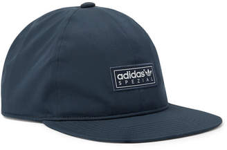 adidas Consortium Consortium - SPEZIAL Logo-Appliqued Stretch-Shell Baseball Cap - Men - Navy