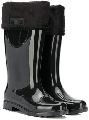 Mini Melissa TEEN knee-length boots