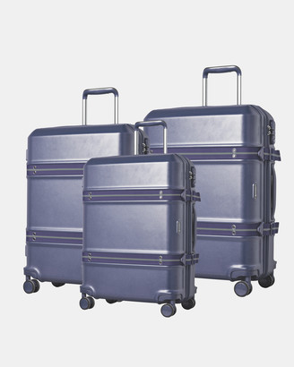 Sydney Polycarbonate Luggage 3 Piece Set