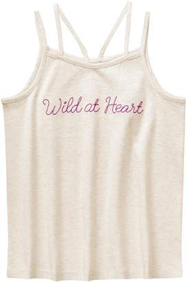 Crazy 8 Crazy8 Wild At Heart Tank