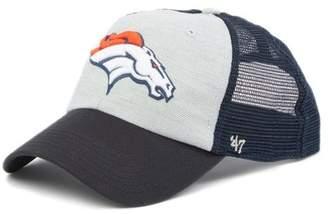 '47 NFL Denver Broncos Belmont 47 Clean Up Snapback Cap