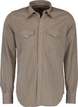 Eleventy Snapped Texas Shirt