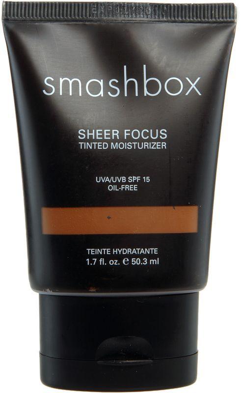 Smashbox Sheer Focus Tinted Moisturizer Broad Spectrum SPF 15